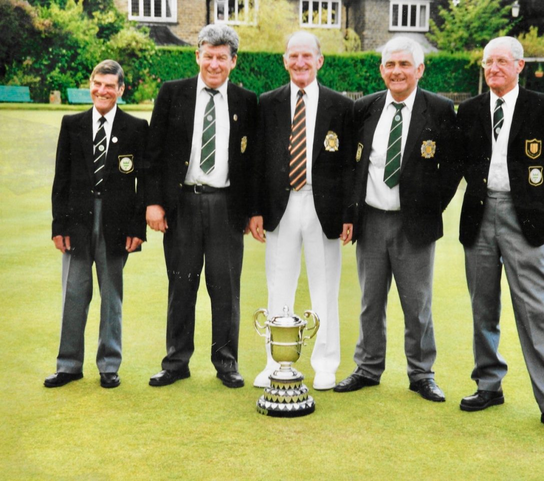 County Fours Winners 2002