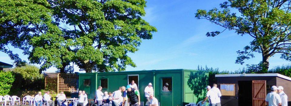 Cramlington Bowling Club | Anne Welfare | Lawn Bowls Northumberland